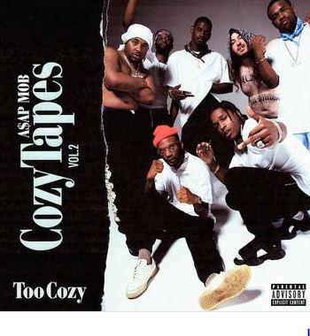 Asap Mob Cozy Tapes Vol 2 New Mixtape Download Album