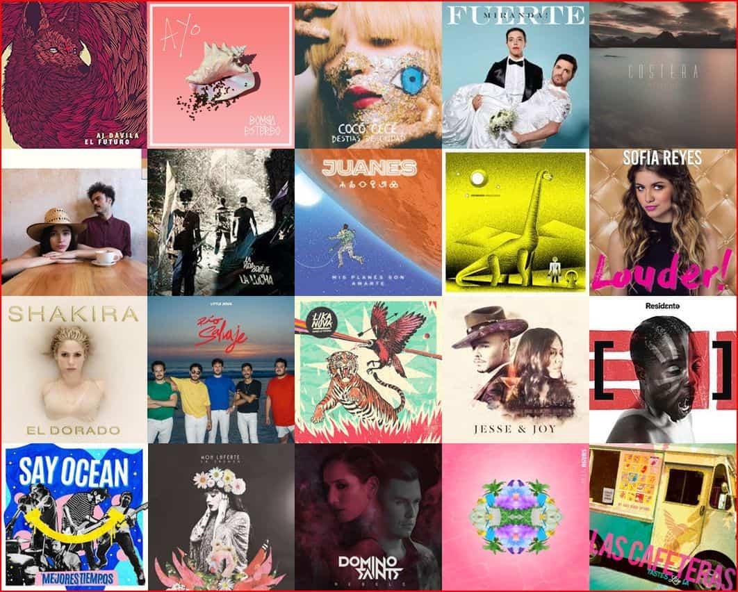 Best of 2017: Latin Alternative Releases - KSJS