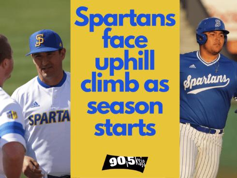 Spartans face uphill climb as season starts